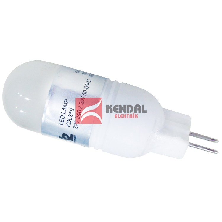 KDL269 Led Ampul 2W G4 Beyaz