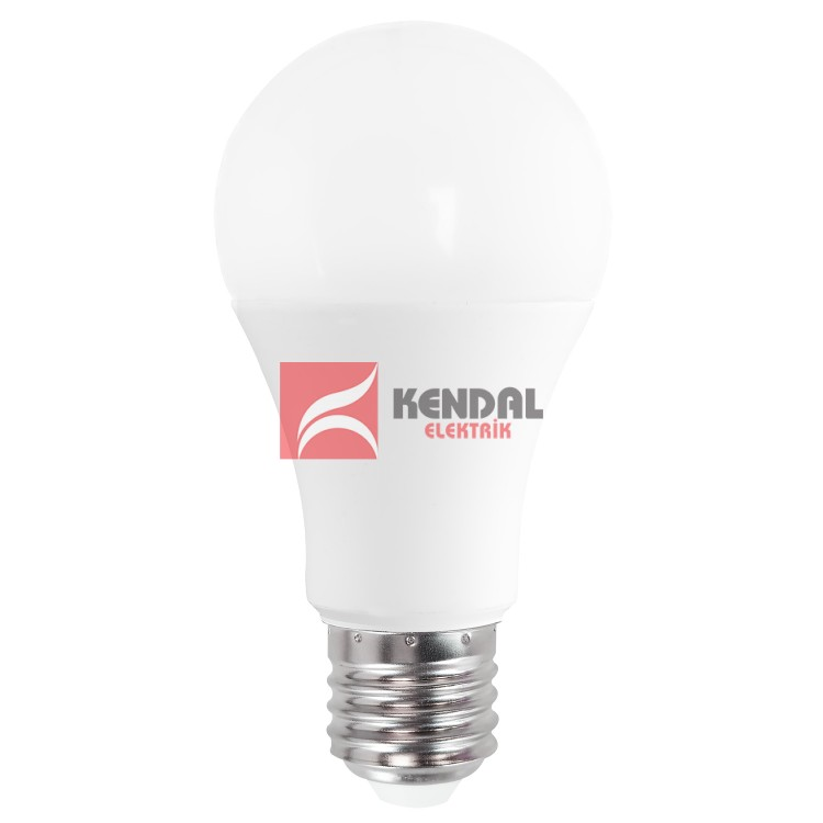 KES123 12W / 220V LED AMPUL BEYAZ_