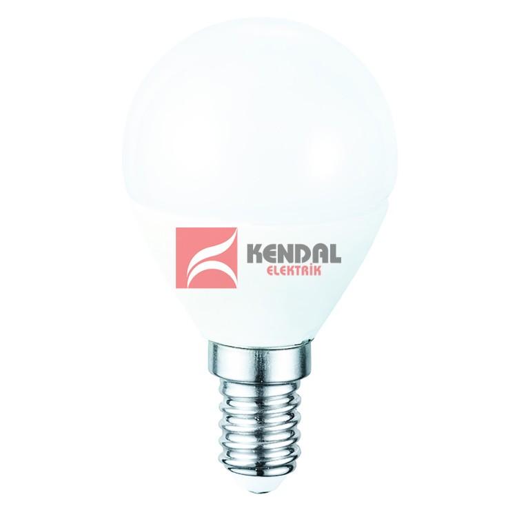 KES208 5W CANDLE LED AMP. E14 K2 BEYAZ